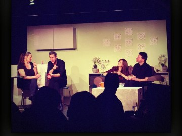 October 13th – Vienna's English Theatre – 'Playing On'