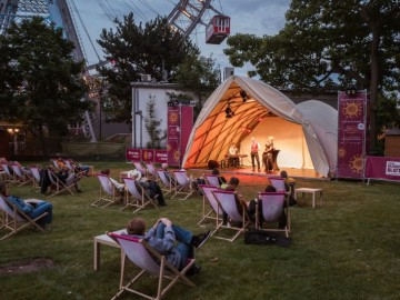 Ready or Not – Kultursommer 2020! The English Lovers – Saturday 8th August, 7.30pm, Kaiserwiese im Prater
